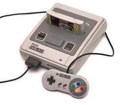 [Console] Nintendo Super Famicom/Nintendo Super NES/ Super Nintendo  (1990) 250px-10