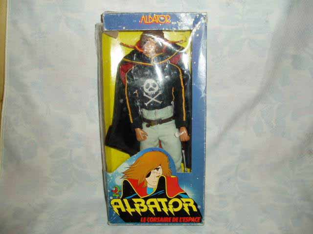 CAPTAIN HARLOCK / Albator (Takatoku/Takara)  1978-1979 Divers10