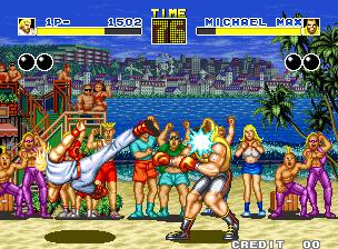 [Console] SNK Neo-geo (1990) Ff411