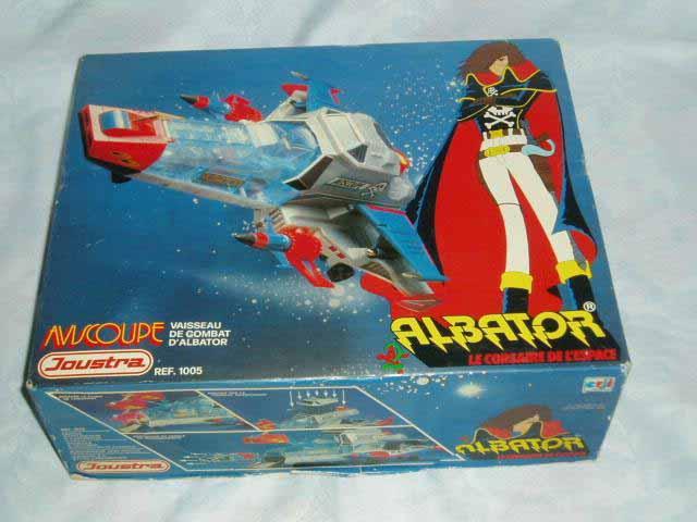 CAPTAIN HARLOCK / Albator (Takatoku/Takara)  1978-1979 Harloc23