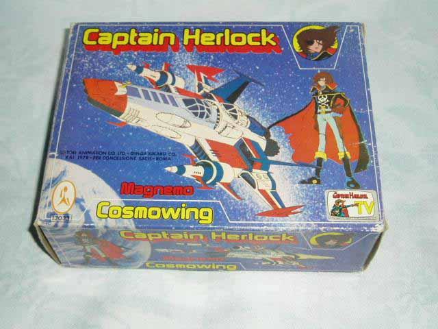 CAPTAIN HARLOCK / Albator (Takatoku/Takara)  1978-1979 Harloc25