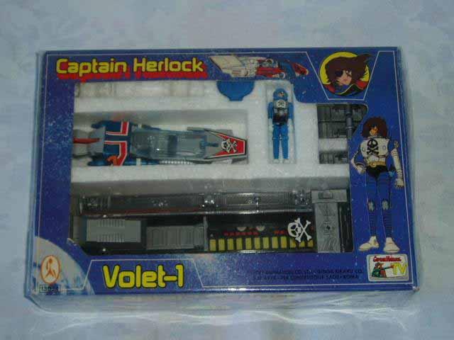 CAPTAIN HARLOCK / Albator (Takatoku/Takara)  1978-1979 Harloc27