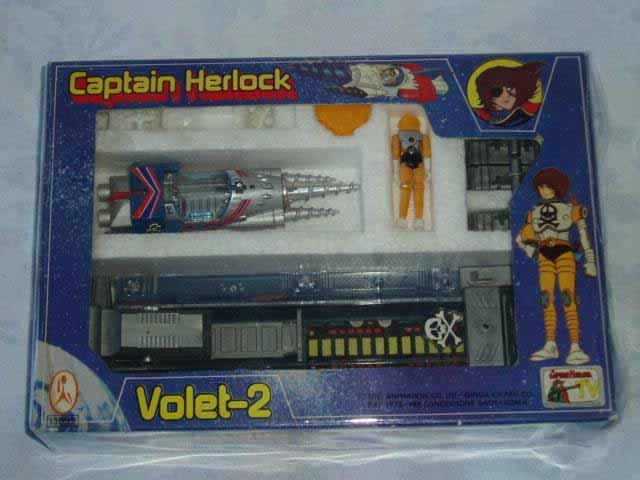 CAPTAIN HARLOCK / Albator (Takatoku/Takara)  1978-1979 Harloc28