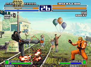 [Console] SNK Neo-geo (1990) Kof20012