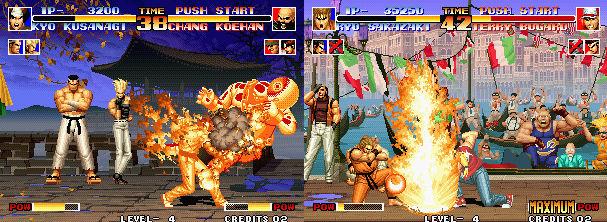[Console] SNK Neo-geo (1990) Kof94-10
