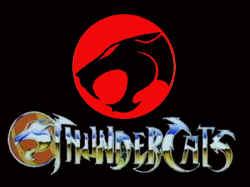 COSMOCATS / Thundercats (Ljn) 1985-1987 Logo_s10