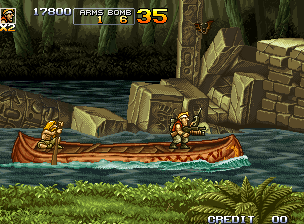 [Console] SNK Neo-geo (1990) Mslu0010