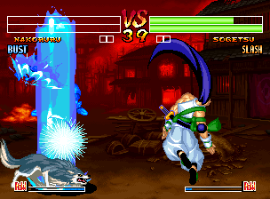 [Console] SNK Neo-geo (1990) Samsho10