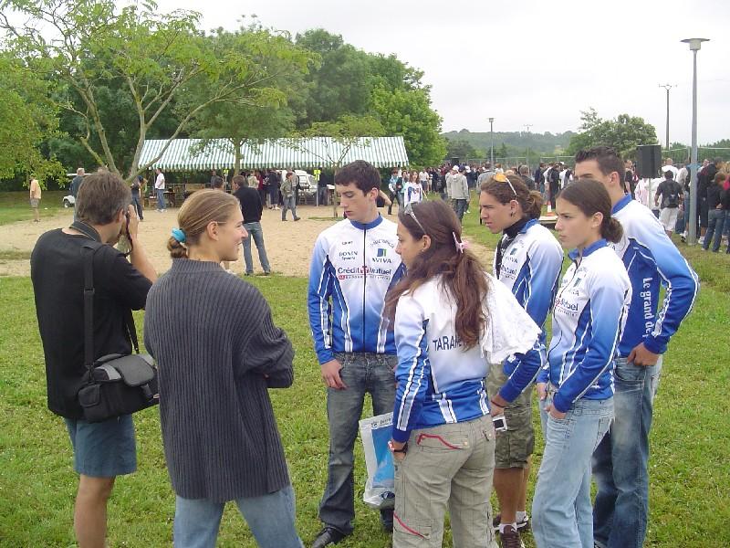 Championnat de France Triathlon Photot12