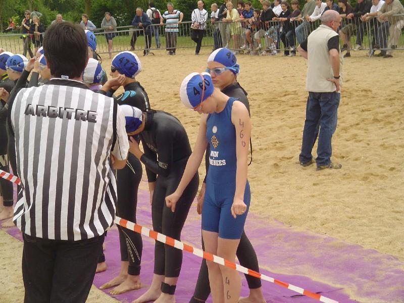 Championnat de France Triathlon Photot14