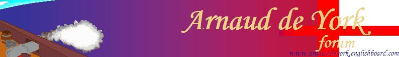 Corsaire 1604 Arnaud de York