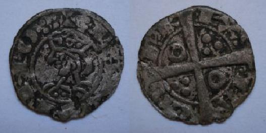 Dinero de Jaime I (Barcelona 1213-1276 d.c) Jaime110