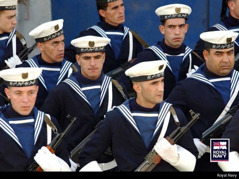 القوات البحرية الجزائرية Sailor10