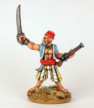 Recueil de Pirates barbaresques Foundr10