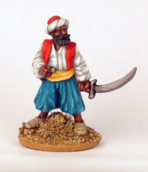 Recueil de Pirates barbaresques Foundr12