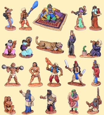 Recueil de Pirates barbaresques Megami13