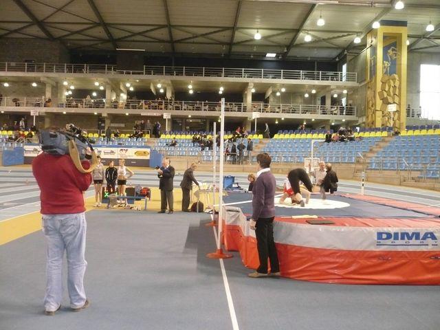 Championnats Francophones à Gand, le 16/01/2010. Caf_ga12