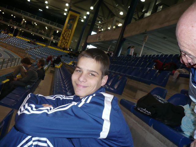 Championnats Francophones à Gand, le 16/01/2010. Caf_ga16