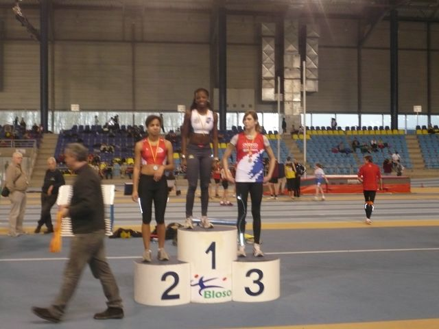 Championnats Francophones à Gand, le 16/01/2010. Caf_ga18