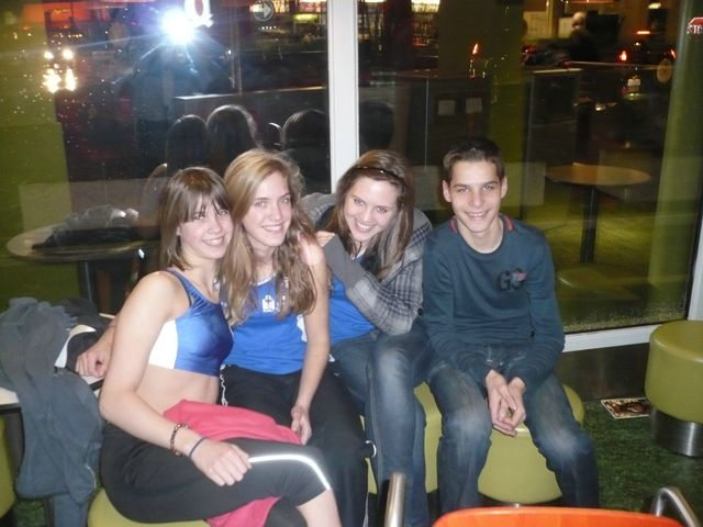 Championnats Francophones à Gand, le 16/01/2010. Caf_ga31