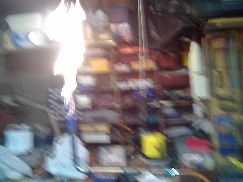 J'ai fabriqué mon four à gaz - Page 2 210