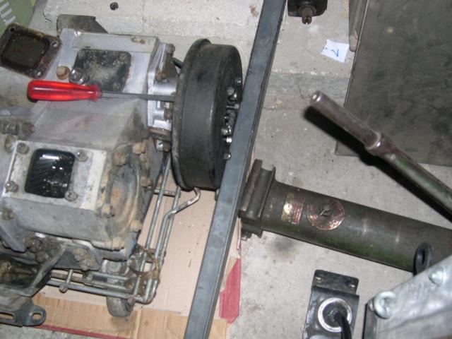 Remise en état de la boîte de vitesses de serie III... 0610