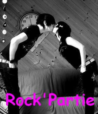 Rock-partiie