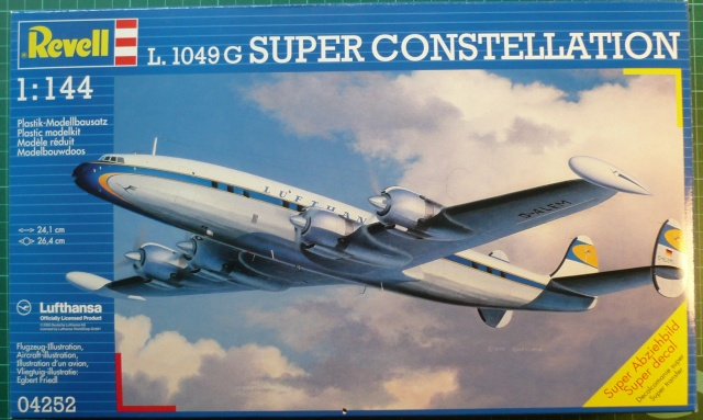 [Revell] L. 1049G Super Constellation P1000510