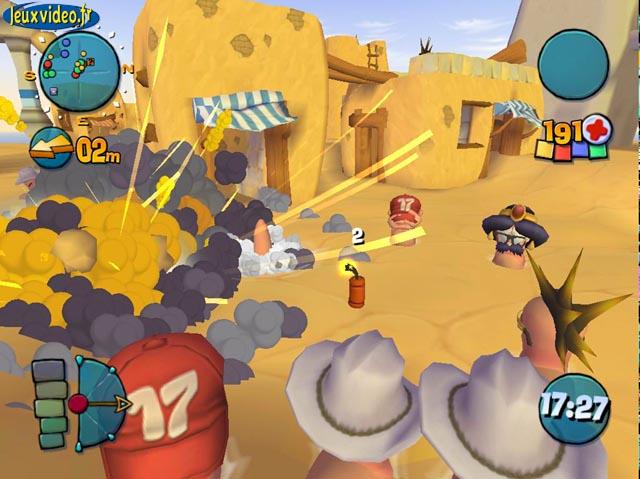 Worms 4 - Mayhem 00187710