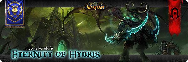 Eternity of Hybris V 2.0