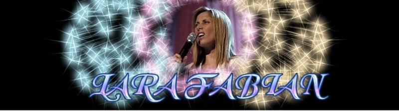 Lara Fabian Forum Non officiel