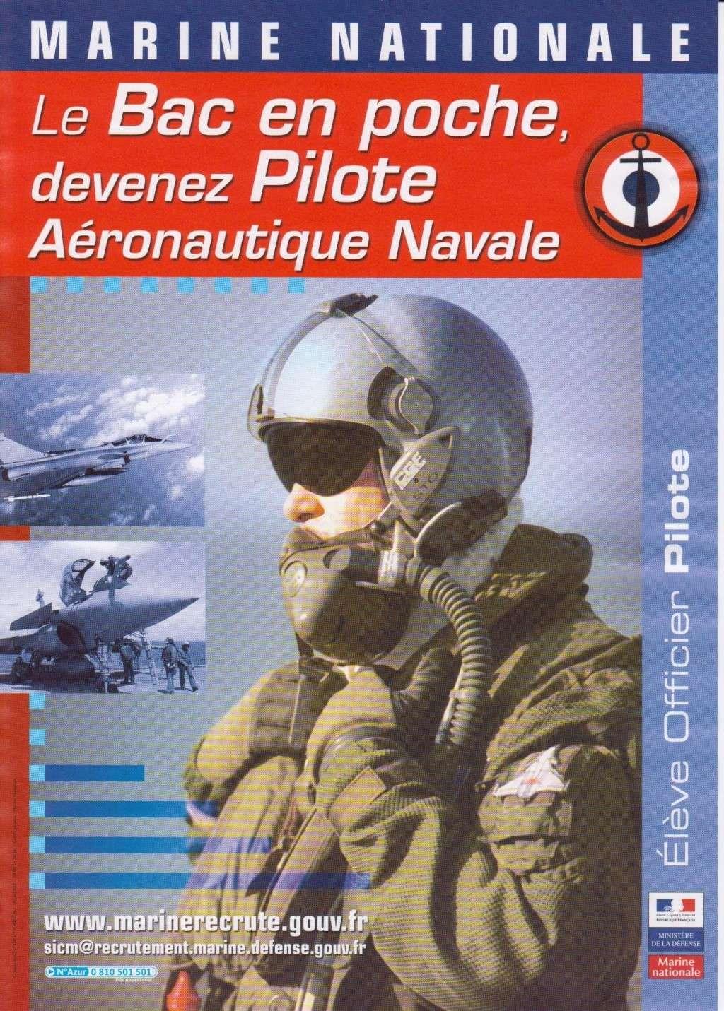 Devenez pilote aeronautique navale Pilote12