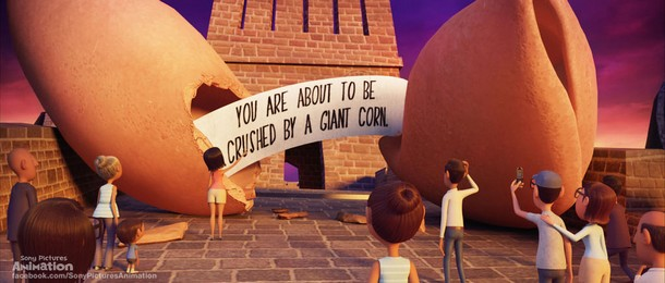 CLOUDY WITH A CHANCE OF MEATBALLS 2 - Sony Pictures - 2014 Cloudy10