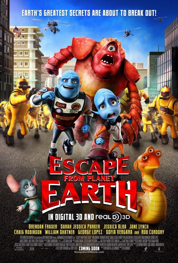 ESCAPE FROM PLANET EARTH - Rainmaker Ca. - 14 February 2013 Escape10