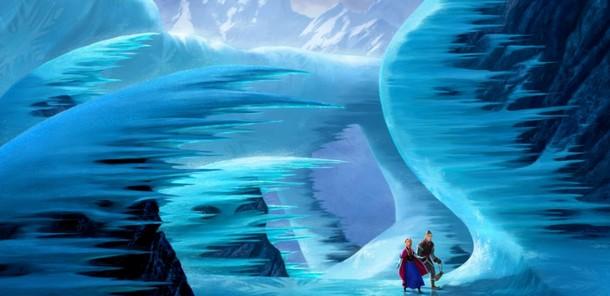 FROZEN LA REINE DES NEIGES - Disney - 27 novembre 2013 Frozen10