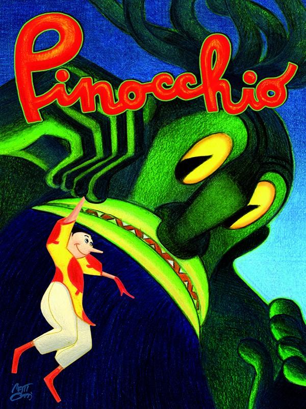 PINOCCHIO - Co-production Européenne - 20 février 2013 Pinnoc10