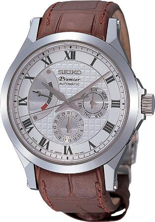 Acheter ce matin: Seiko Premier Automatic Spb00310