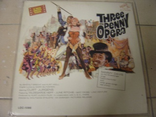 L'opéra de quat' sous 33t10