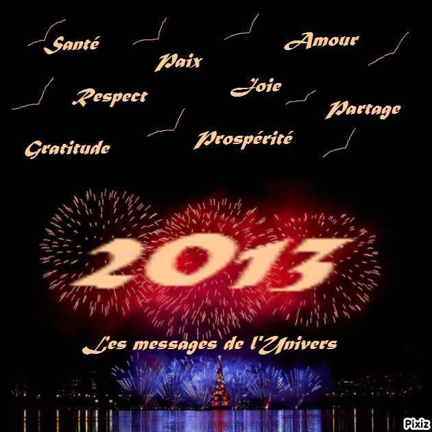 Meilleurs Voeux 2013 ...  40947810