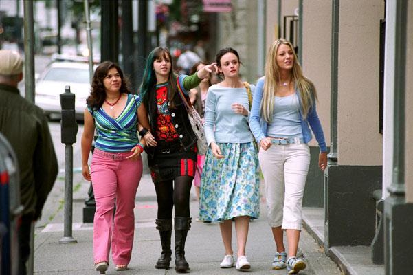 4 filles et un jean G8836110