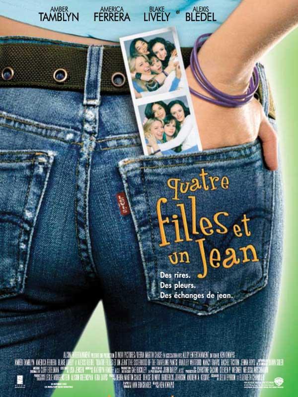 4 filles et un jean Gaff3210