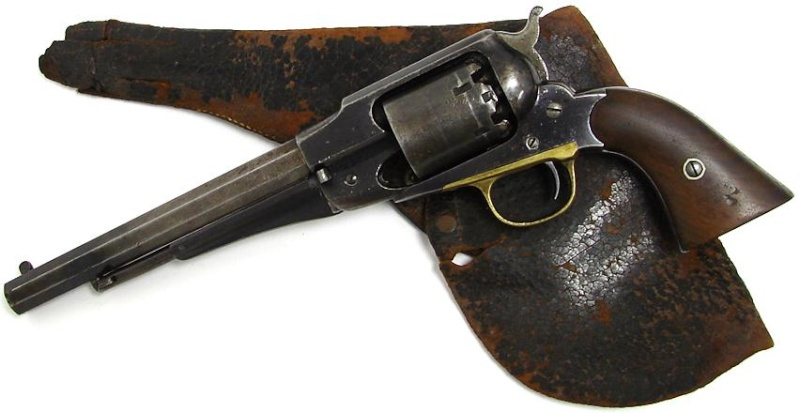 le plus beau revolver (poudre noire) E6929510