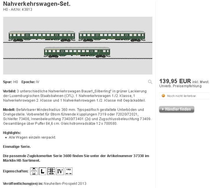 Nouveautés Ferroviaires 2013 - Page 5 Maerkl10