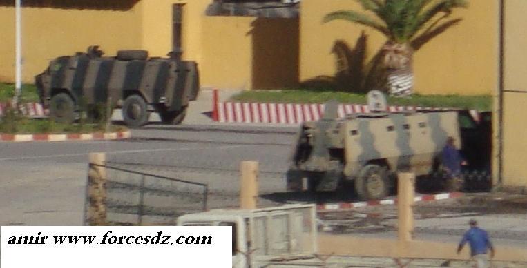 تطور الصناعة الجزائرية العسكرية الثقيلة  بشكل ملحوظ من الشراكة الى الاعتماد الذاتي الكلي . Amir10
