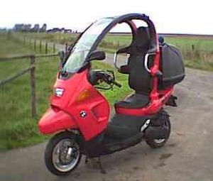 La moto à Fifi 110