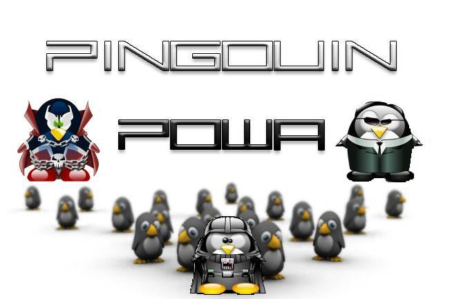 Pingouin Powa