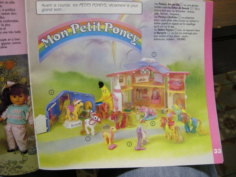 Mon Petit Poney (HASBRO) 1982 - 1994 Dscn7316