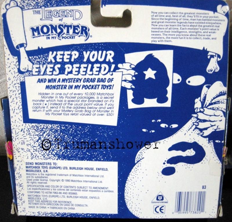Monster in my pocket (MEG) 1991 Dscn9815