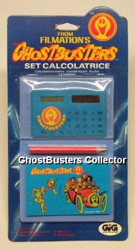 Ghostbusters Filmation (Savie/Schaper/Comansi) 1986 Ghostb11
