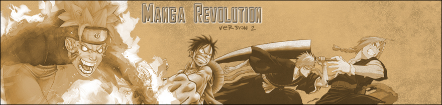 Manga Revolution